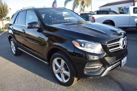 2017 Mercedes-Benz GLE for sale at DIAMOND VALLEY HONDA in Hemet CA