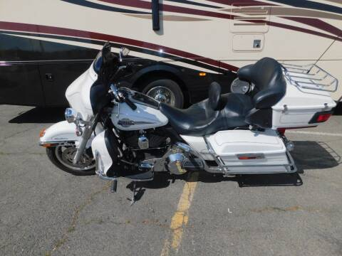 2006 Harley-Davidson Ultra Classic Electra Glide for sale at Gold Country RV in Auburn CA
