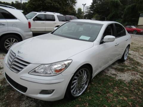 2011 Hyundai Genesis for sale at Dallas Auto Mart in Dallas GA
