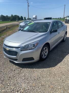 2014 Chevrolet Malibu for sale at Drive in Leachville AR