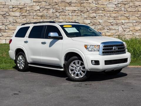 2013 Toyota Sequoia for sale at Car Hunters LLC in Mount Juliet TN