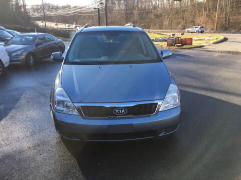 2011 Kia Sedona for sale at Mikes Auto Center INC. in Poughkeepsie NY