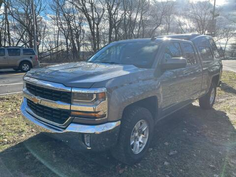 2017 Chevrolet Silverado 1500 for sale at Kapos Auto, Inc. in Ridgewood, Queens NY
