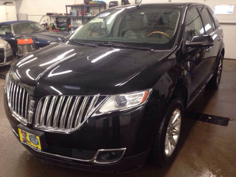 2013 Lincoln MKX for sale at MR Auto Sales Inc. in Eastlake OH