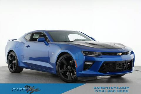 2017 Chevrolet Camaro for sale at JumboAutoGroup.com - Carsntoyz.com in Hollywood FL