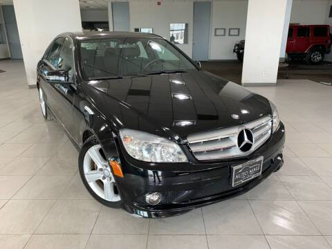 2010 Mercedes-Benz C-Class for sale at Auto Mall of Springfield in Springfield IL