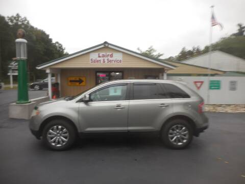 2008 Ford Edge for sale at LAIRD SALES AND SERVICE in Muskegon MI