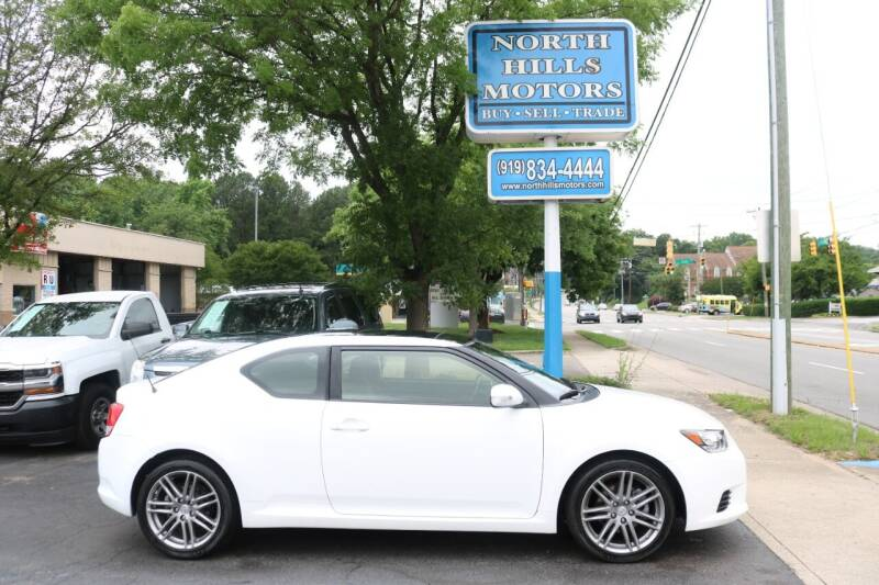 2013 Scion tC for sale at North Hills Motors in Raleigh NC