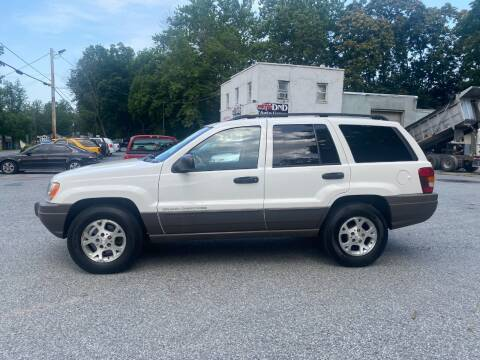 2003 Jeep Grand Cherokee for sale at DND AUTO GROUP in Belvidere NJ