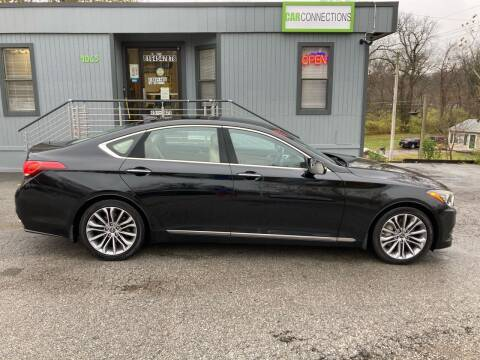 2015 Hyundai Genesis for sale at Car Connections in Kansas City MO