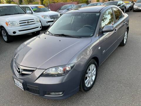 2007 Mazda MAZDA3 for sale at C. H. Auto Sales in Citrus Heights CA