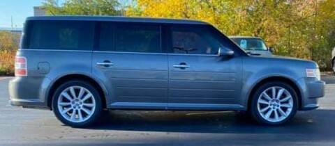 2010 Ford Flex for sale at Hilltop Auto in Clare MI