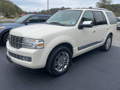 2007 Lincoln Navigator for sale at Turner's Inc - Main Avenue Lot in Weston WV