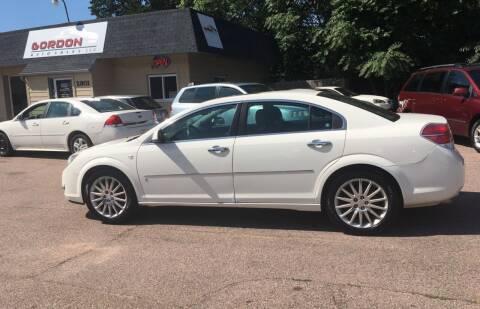 2007 Saturn Aura for sale at Gordon Auto Sales LLC in Sioux City IA