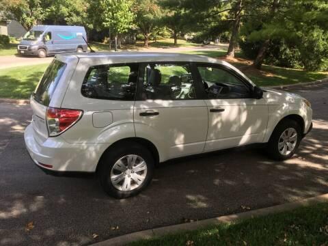 2010 Subaru Forester for sale at Stuart's Cars in Cincinnati OH