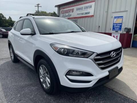 2017 Hyundai Tucson for sale at Keisers Automotive in Camp Hill PA