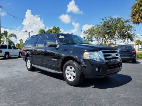 2008 Ford Expedition EL for sale at Select Autos Inc in Fort Pierce FL