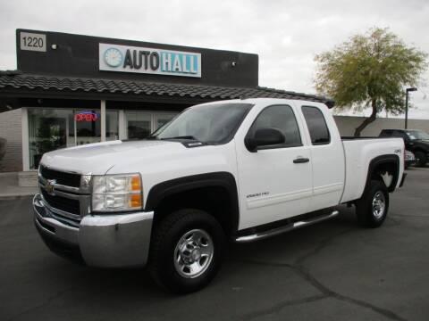 2010 Chevrolet Silverado 2500HD for sale at Auto Hall in Chandler AZ