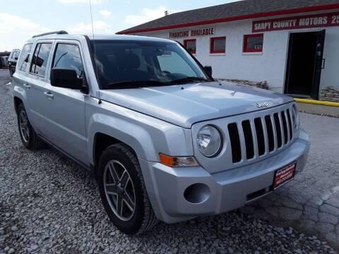 2010 Jeep Patriot for sale at Sarpy County Motors in Springfield NE