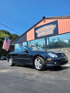 2005 Mercedes-Benz CLK for sale at Harborcreek Auto Gallery in Harborcreek PA