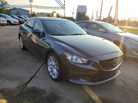 2017 Mazda MAZDA6 for sale at Southeast Auto Inc in Walker LA