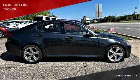 2011 Lexus IS 250 for sale at Square 1 Auto Sales - Commerce in Commerce GA