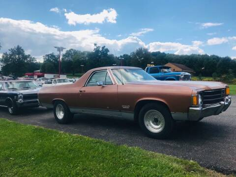1972 GMC Sprint for sale at FIREBALL MOTORS LLC in Lowellville OH