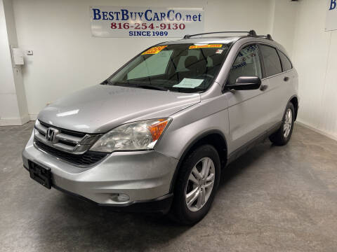 2010 Honda CR-V for sale at Best Buy Car Co in Independence MO