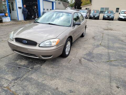 2007 Ford Taurus for sale at MOE MOTORS LLC in South Milwaukee WI
