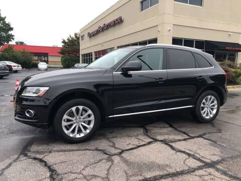 2014 Audi Q5 for sale at European Performance in Raleigh NC