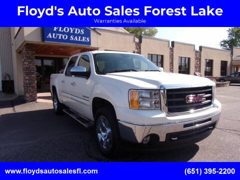 2011 GMC Sierra 1500 for sale at Floyd's Auto Sales Forest Lake in Forest Lake MN