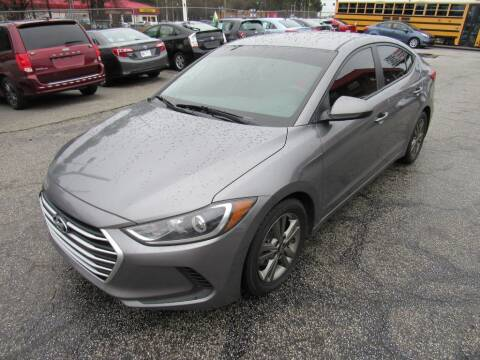 2018 Hyundai Elantra for sale at King of Auto in Stone Mountain GA