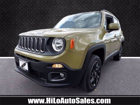 2015 Jeep Renegade for sale at Hi-Lo Auto Sales in Frederick MD