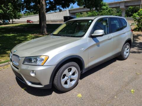 2012 BMW X3 for sale at EXECUTIVE AUTOSPORT in Portland OR
