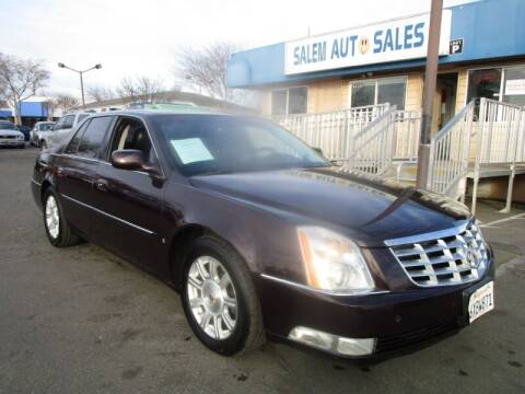 2008 Cadillac DTS for sale at Salem Auto Sales in Sacramento CA