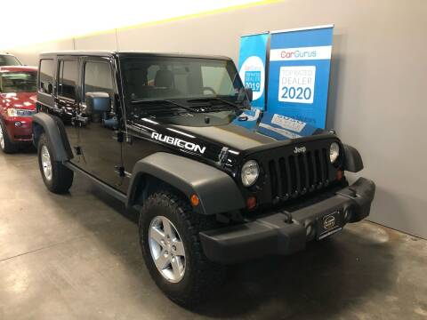 2012 Jeep Wrangler Unlimited for sale at Loudoun Motors in Sterling VA