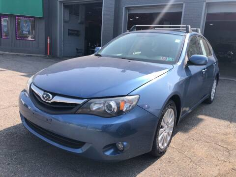 2010 Subaru Impreza for sale at Champs Auto Sales in Detroit MI