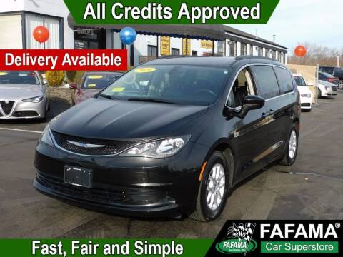 2020 Chrysler Voyager for sale at FAFAMA AUTO SALES Inc in Milford MA