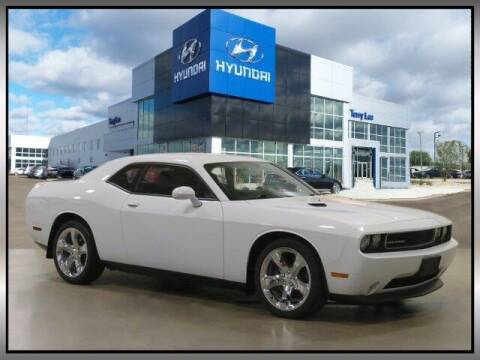 2013 Dodge Challenger for sale at Terry Lee Hyundai in Noblesville IN