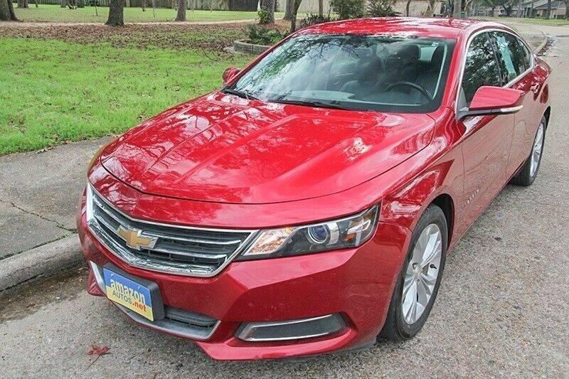 2014 Chevrolet Impala for sale at Amazon Autos in Houston TX