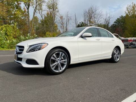 2015 Mercedes-Benz C-Class for sale at GT Toyz Motor Sports & Marine in Halfmoon NY