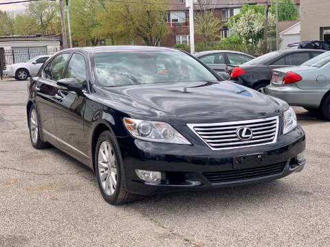 2010 Lexus LS 460 for sale at IMPORT Motors in Saint Louis MO