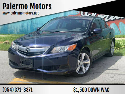 2014 Acura ILX for sale at Palermo Motors in Hollywood FL