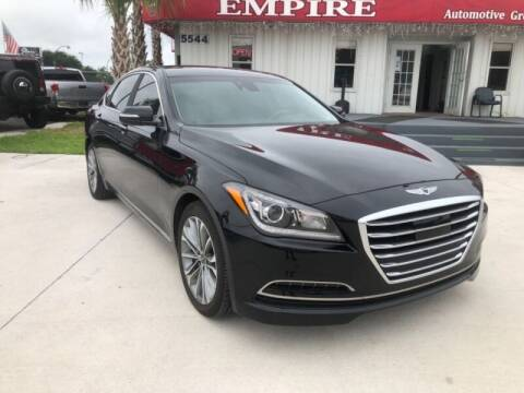 2017 Genesis G80 for sale at Empire Automotive Group Inc. in Orlando FL