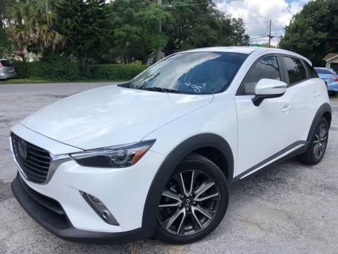 2016 Mazda CX-3 for sale at LUXURY AUTO MALL in Tampa FL