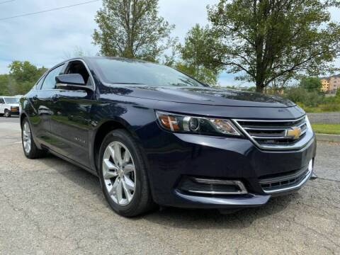 2019 Chevrolet Impala for sale at HERSHEY'S AUTO INC. in Monroe NY