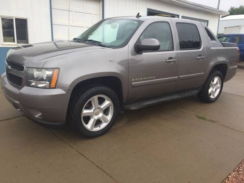 2008 Chevrolet Avalanche for sale at Bauman Auto Center in Sioux Falls SD