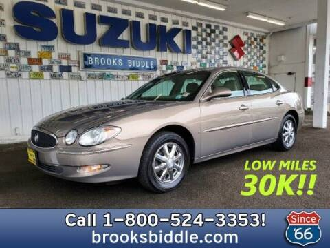 2006 Buick LaCrosse for sale at BROOKS BIDDLE AUTOMOTIVE in Bothell WA