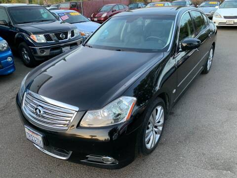 2008 Infiniti M35 for sale at C. H. Auto Sales in Citrus Heights CA
