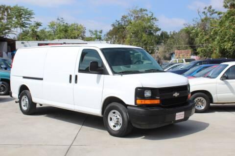 2009 Chevrolet Express Cargo for sale at Car 1234 inc in El Cajon CA